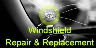 Windshield Chip Repair - Repair or Replaced
