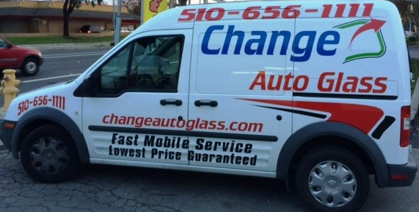 Mobile Auto Glass Replacement